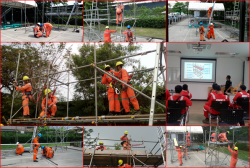 Basic - Safe Erection & Dismantling of Scaffold Structure - Refresher
